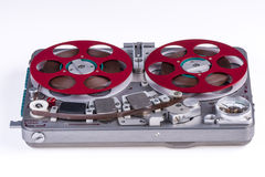 Reel to reel audio tape recorder ws 1 Stock Photos
