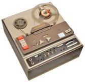 Reel to reel tape recorder Stock Photos