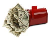 Reembolso del impuesto Foto de archivo libre de regalías