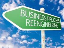 Reengineering de proceso de negocio Fotografía de archivo
