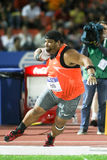 Reese Hoffa shot put Royalty Free Stock Photos
