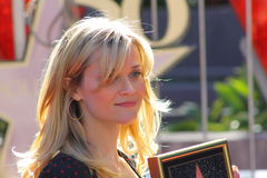 reese witherspoon Obraz Royalty Free