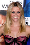 Reese Witherspoon Image libre de droits