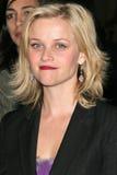 Reese Witherspoon Στοκ φωτογραφία με δικαίωμα ελεύθερης χρήσης