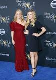 Reese Witherspoon и Ava Phillippe Стоковое Изображение