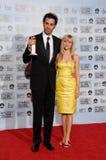 Reese Witherspoon, Baron Cohen de Sacha Fotos de Stock Royalty Free