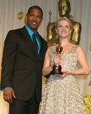 Reese Witherspoon,Jamie Foxx Stock Image