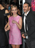 Reese Witherspoon & Joaquin Phoenix Zdjęcie Royalty Free