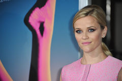 Reese Witherspoon. LOS ANGELES, CA - DECEMBER 10, 2014: Reese Witherspoon at the Los Angeles premiere of her movie Inherent Vice at the TCL Chinese Theatre Stock Photo