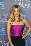 Reese Witherspoon. LOS ANGELES, CA - JANUARY 15, 2015: Reese Witherspoon at the 20th Annual Critics' Choice Movie Awards at the Hollywood Palladium Stock Photography