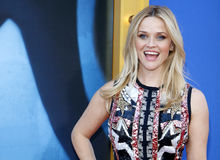 Reese Witherspoon Royalty Free Stock Image