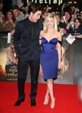 Reese Witherspoon,Robert Pattinson Royalty Free Stock Images