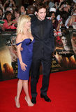 Reese Witherspoon,Robert Pattinson Stock Photography