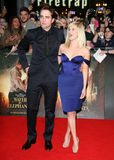 Reese Witherspoon,Robert Pattinson Stock Images