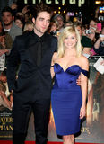 Reese Witherspoon, Robert Pattinson Foto de Stock Royalty Free
