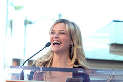 Reese Witherspoon Royalty Free Stock Photo