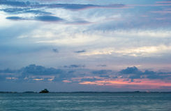 Reethe Rah Island, Maldives Stock Image