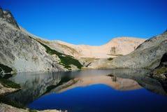 Refúgio da montanha em Bariloche, Argentina Fotos de Stock Royalty Free