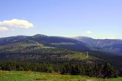 Refúgios nas montanhas imagem de stock royalty free