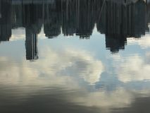refection Immagine Stock