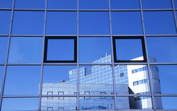 Refection building Stock Photography