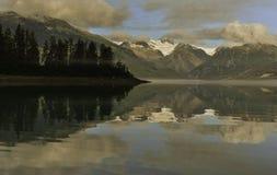 Refections του κολπίσκου Geike Στοκ φωτογραφίες με δικαίωμα ελεύθερης χρήσης