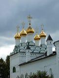 Refectory of the Joseph-Volokolamsk Monastery, fragment, Moscow Stock Photos