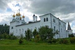 Refectory of the Joseph-Volokolamsk Monastery, Moscow region, Ru Stock Photography