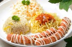 refeição Imagem de Stock