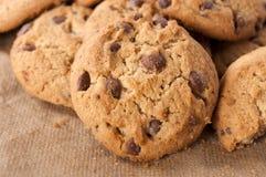 Refeição das cookies fotografia de stock royalty free