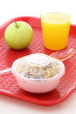 Refeição deliciosa e nutritious saudável Fotos de Stock