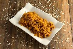 Refeição do arroz Fotografia de Stock Royalty Free