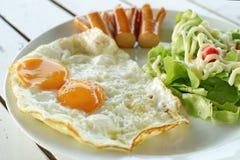 Refeição do café da manhã imagens de stock royalty free