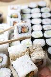 Refeição do sushi Fotografia de Stock Royalty Free