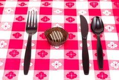 Refeição dos doces Foto de Stock