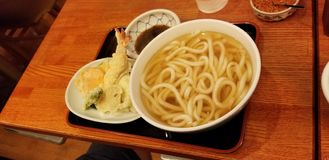 Refeição japonesa deliciosa fotografia de stock royalty free
