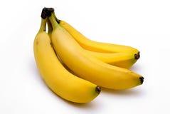 Refeição matinal da banana fotografia de stock royalty free