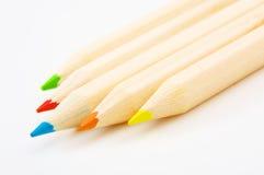 Refeição matinal de pastéis coloridos Imagem de Stock