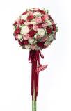 Refeição matinal festiva do close up multicolor das flores Imagens de Stock Royalty Free