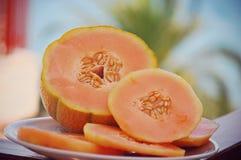 Refeição suculenta doce do verão Imagem de Stock Royalty Free
