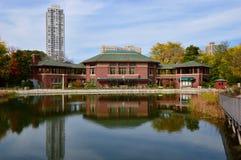 Refeitório sul da lagoa Fotos de Stock Royalty Free