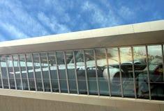 refelections πτήσης Στοκ εικόνες με δικαίωμα ελεύθερης χρήσης