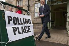 Referéndum de 2014 escoceses Fotos de archivo