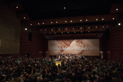 Referência 2014 de Indy do Scottish Foto de Stock Royalty Free