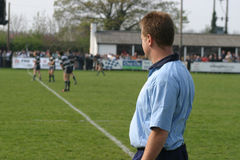 Referee Stock Photography