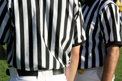 Referee Royalty Free Stock Image