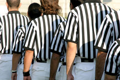 Referee Royalty Free Stock Photos