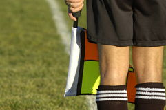 Referee royalty free stock images
