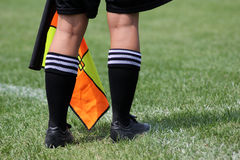 Referee Royalty Free Stock Photos