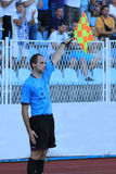 Referee assistant 2 Royalty Free Stock Images